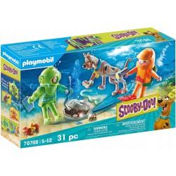 Playmobil 70708 Scooby-Doo...
