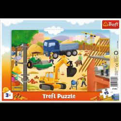 Puzzle Trefl 15 31354 ramka...