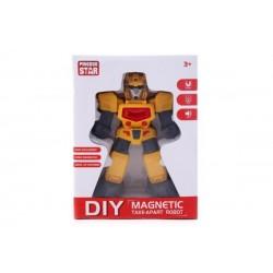 ARTYK 55529 Robot z magnesami