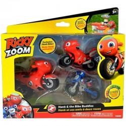 TOMY T20029 RICKY ZOOM 3PAK...