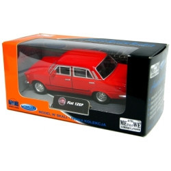 WELLY 1:34 42399 FIAT 125P