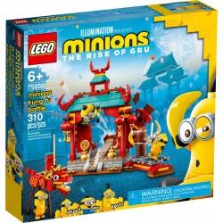 LEGO 75550 MINIONKI