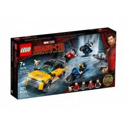 LEGO 76176 UCIECZKA PRZED...