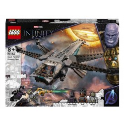 LEGO 76186 HELIKOPTER...