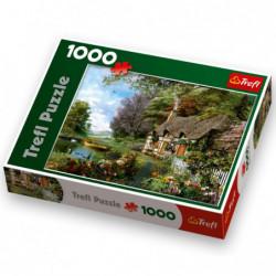 PUZZLE TREFL 1000 10297 UROCZY ZAKĄTEK