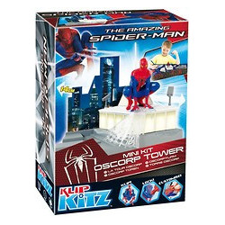 KLIP KITZ 89002 SPIDER- MAN...