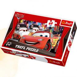 PUZZLE TREFL 60 17211 CARS...