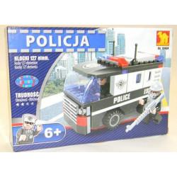 KLOCKI 23404 POLICJA SAMOCHÓD