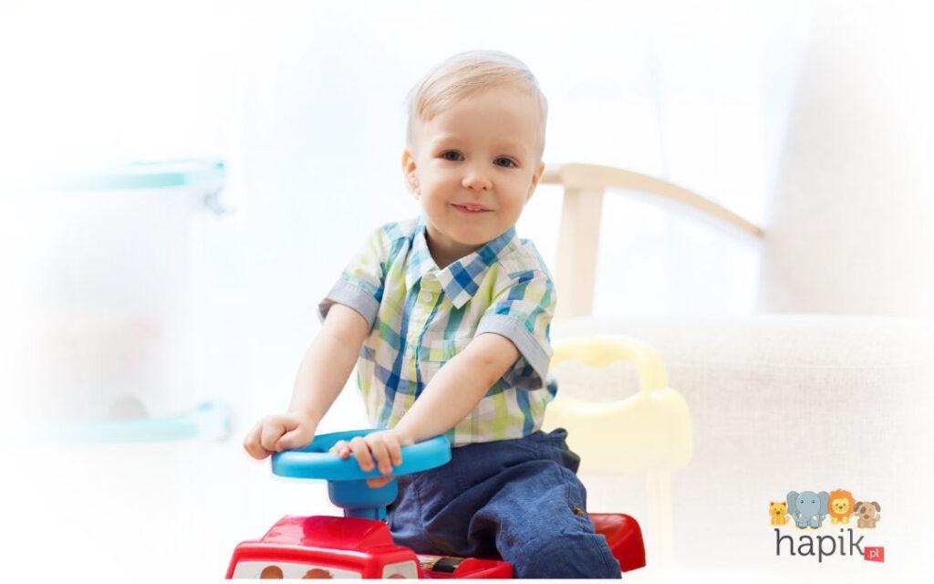 Jakie zabawki dla rocznego dziecka ?