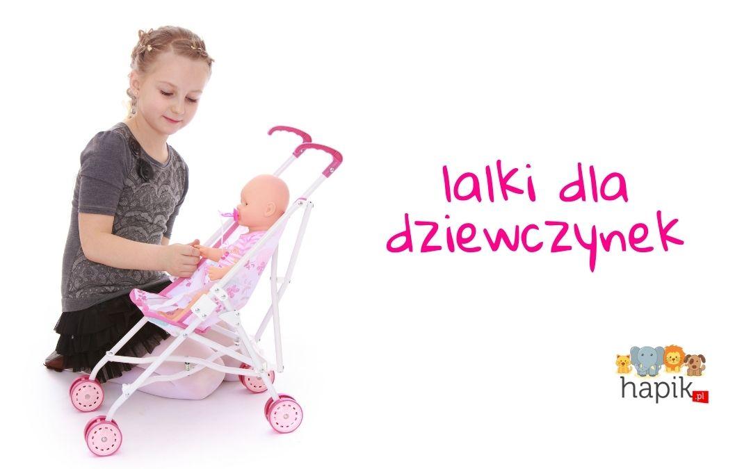 Pierwsza lalka dla dziewczynki